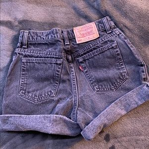 Vintage Levi shorts!